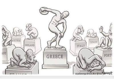 Grecia: il lunedì nero delle Borse mondiali