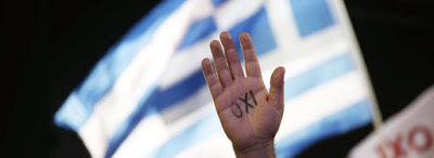 Grecia: la BCE da altri 89 miliardi di euro, crollano le Borse Valori