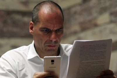Il piano segreto di Varoufakis per uscire dall'euro