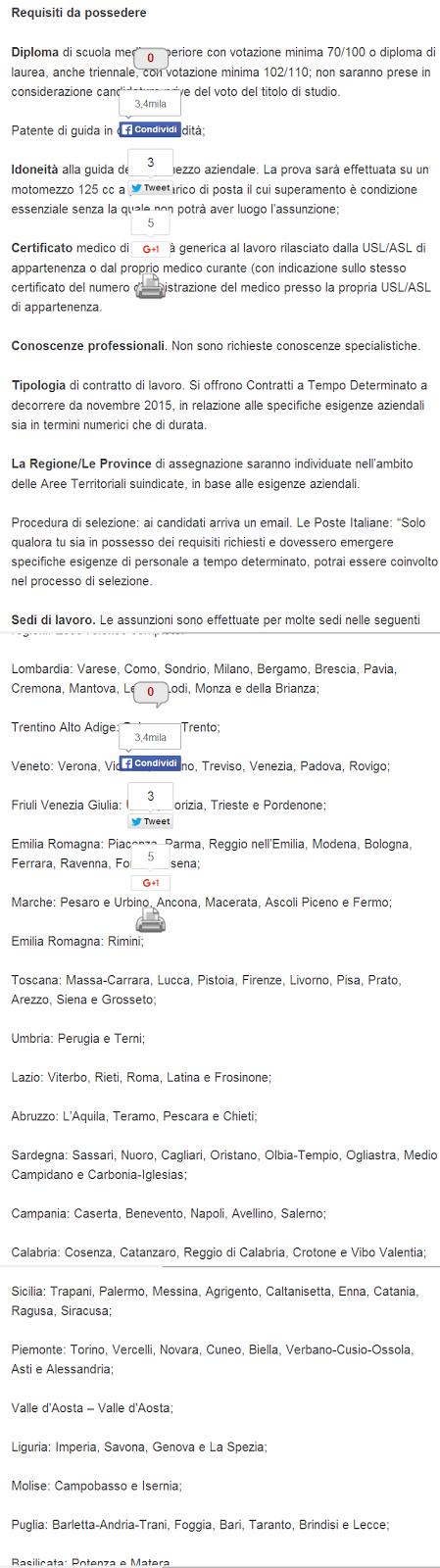 conviene investire in azioni di poste italiane?