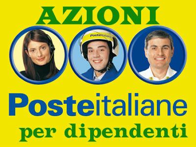 Azioni Poste italiane per dipendenti