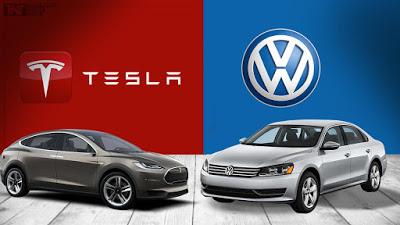 Azioni Volkswagen vs. azioni Tesla Motors su quali investire?