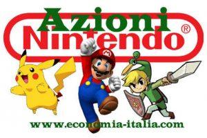 Azioni Nintendo: quotazione, previsioni 2018 conviene investire?