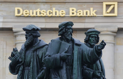 Deutsche Bank: multa sui mutui di 14 Miliardi di $ in USA