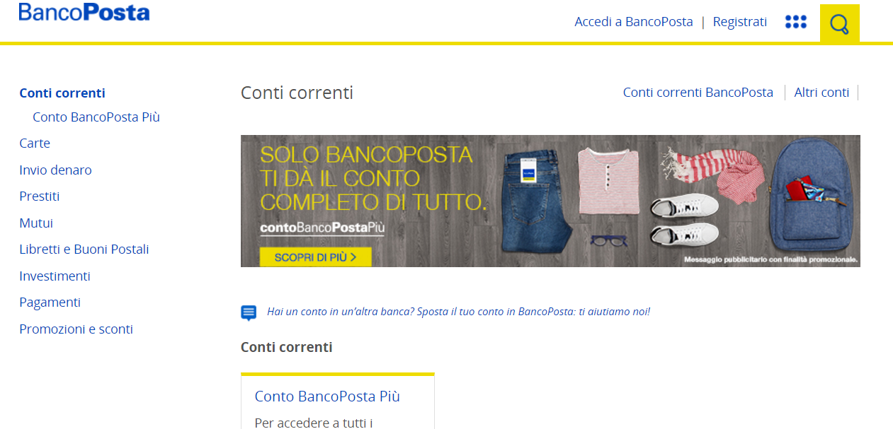 Conto Corrente BancoPosta più: opinioni, recensione, conviene aprirlo?