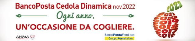 BancoPosta Cedola Dinamica Novembre 2022 conviene investire?