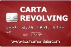 Carta Revolving: Prestito a rate Senza Busta Paga 2019