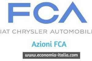 Azioni FCA 2019: Conviene Comprare il Titolo FIAT?