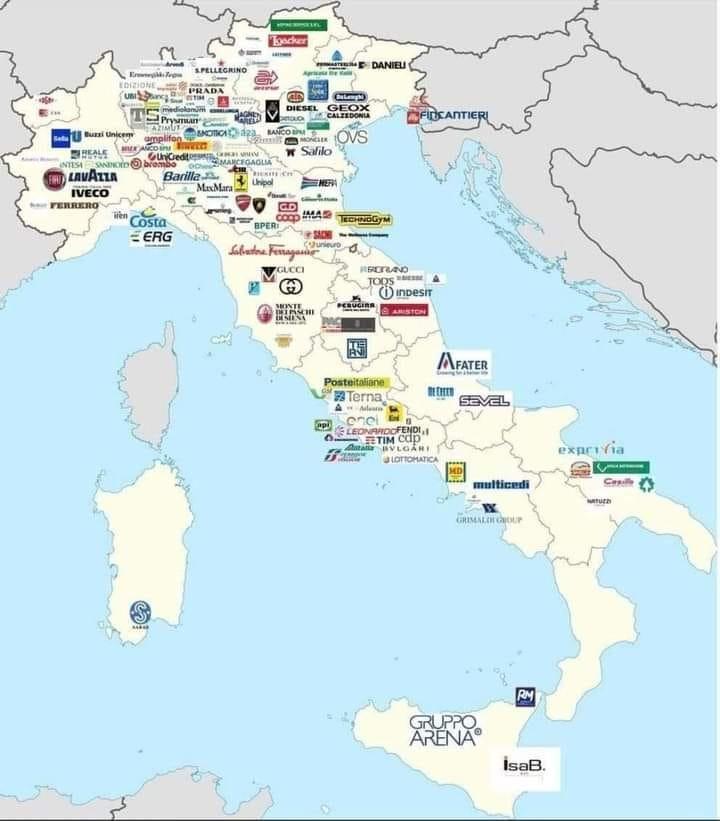 le 100 principali aziende italiane