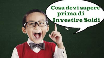 Investire soldi: come investire 20000 euro oggi