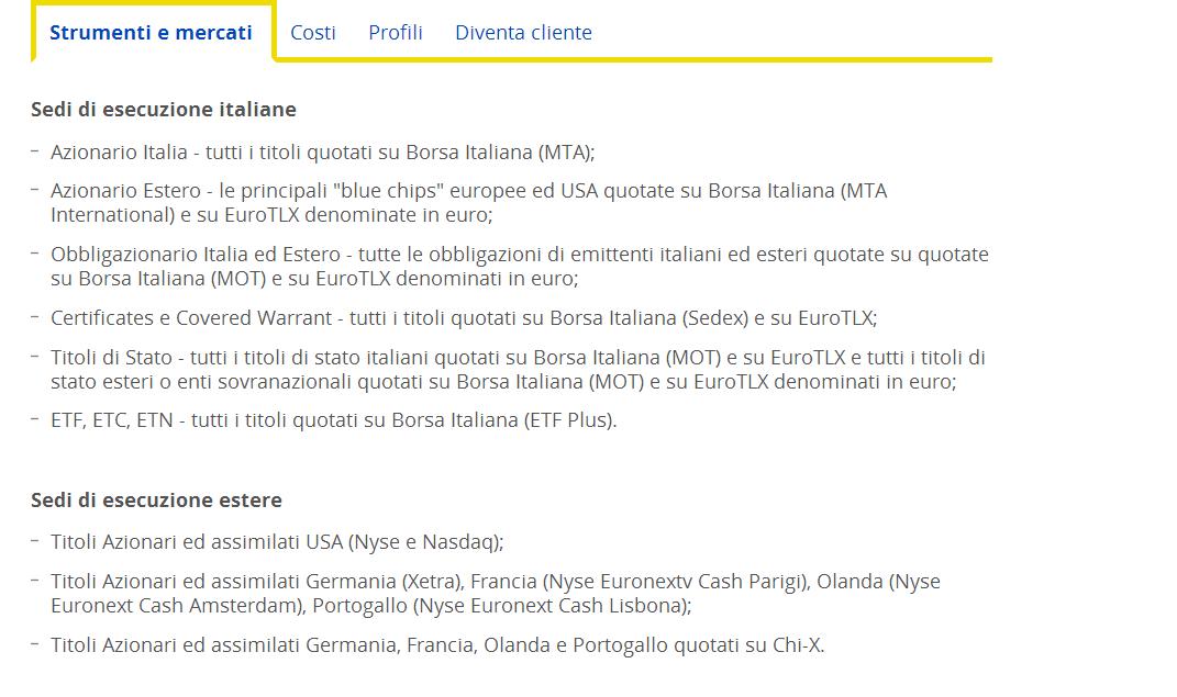 afb514b39e Trading Bancoposta: opinioni, costi del trading di Poste Italiane
