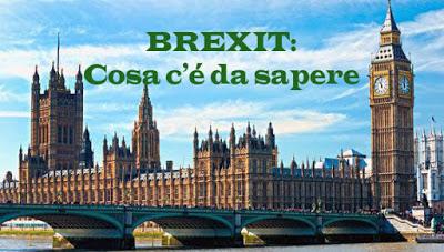 conseguenze Brexit uscita della Gran Bretagna dall'Europa