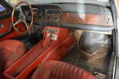 auto d'epoca ferrari
