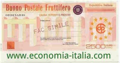 Buoni Fruttiferi Postali: interessi e rendimenti 2018, conviene comprare?