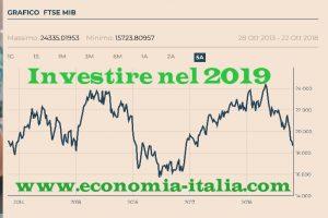 Dove Investire nel 2019: Consigli per Investimenti Sicuri