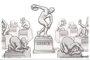 Grecia: il lunedì nero delle Borse mondiali del 2015