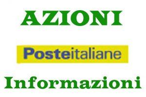 Privatizzazione azioni Poste e Ferrovie italiane