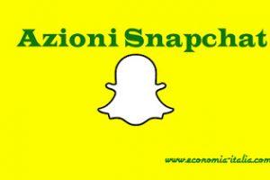 Azioni Snapchat, conviene comprare?