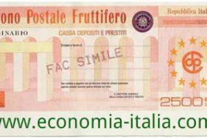 Investire 1000 euro in Buoni Postali 2018: investimenti sicuri e garantiti