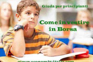 Come investire in Borsa - guida per principianti