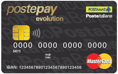 Ricevute di pagamento PostePay - Mr.Loto