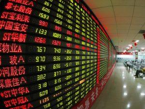 Previsioni mercati finanziari e influenza dell'economia cinese sulle borse