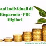 Rendimenti Piani Individuali di Risparmio: vantaggi e svantaggi dei PIR