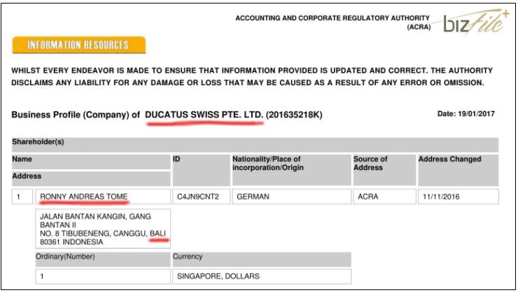 Ducatus coin: buon investimento o truffa Trading su criptovalute?
