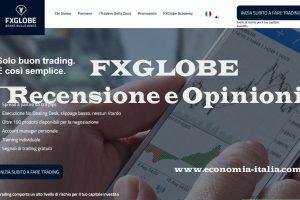 FXGlobe: opinioni e come funziona il Broker Online