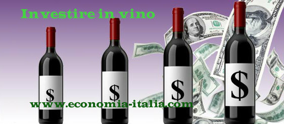 Investire in vino: come e perchè conviene