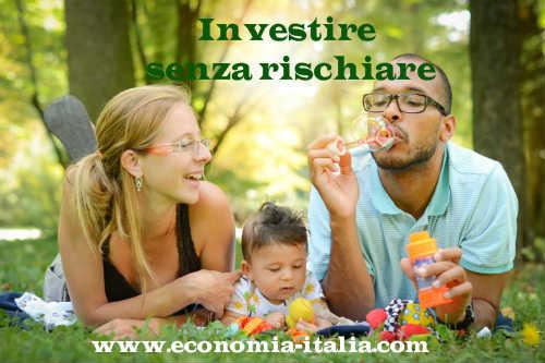 Da 10 a 50 mila euro: come investire per guadagnare senza rischiare