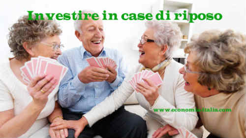 Investire in case di riposo