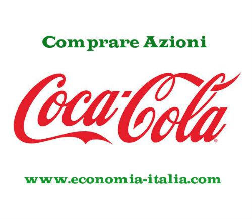 Comprare Azioni Coca Cola Conviene? Quotazioni Previsione Prezzo