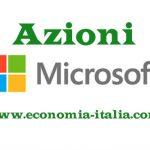 Comprare Azioni Microsoft 2018, Conviene? Consigli per Investimenti