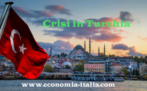 Crisi inTurchia: Borsa di Milano in difficoltà