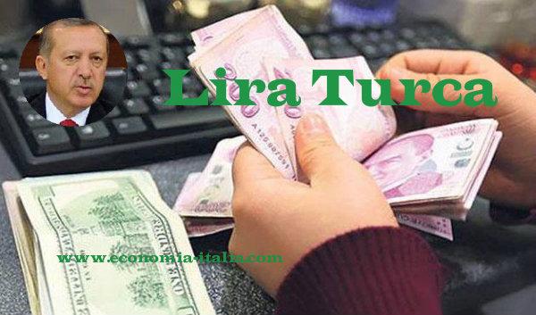 Lira Turca e Banche Italiane, cosa accadrà ai Risparmi degli italiani?