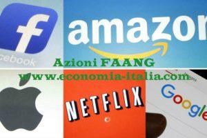Fare Trading con Azioni FAANG conviene?