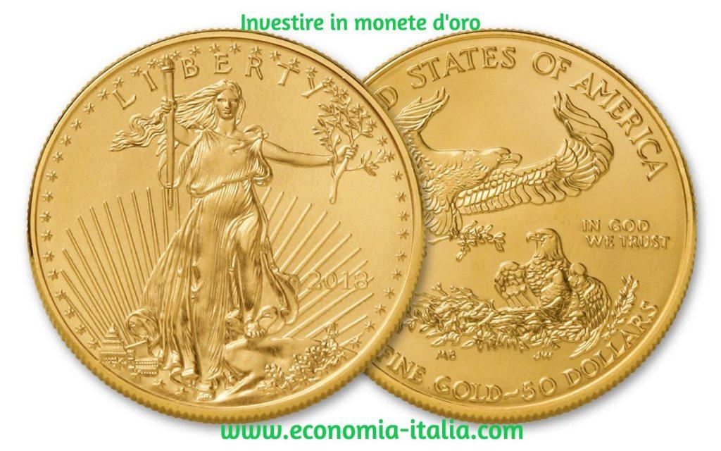 Investire in Monete d'Oro 2019: Come Iniziare, Guida all'Investimento