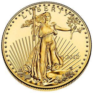 investire in monete d'oro american eagle