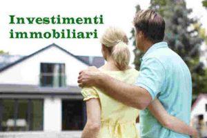 Novità del mercato immobiliare e investimenti su case