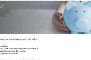 Conto Deposito MoneyBox CD di Unicredit, cos'è e come funziona?