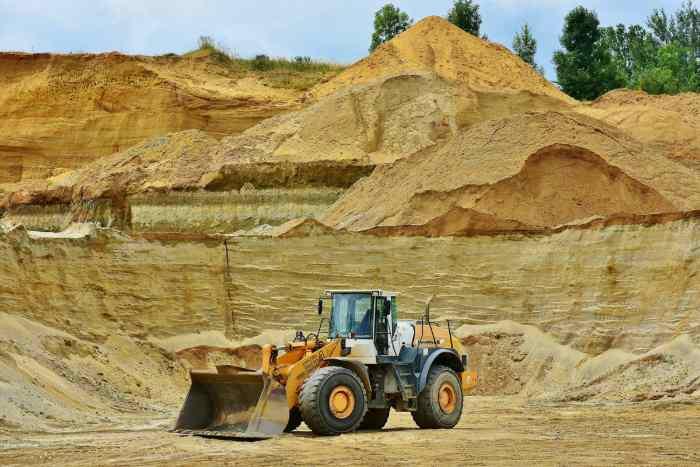 miniera d'oro in sudafrica