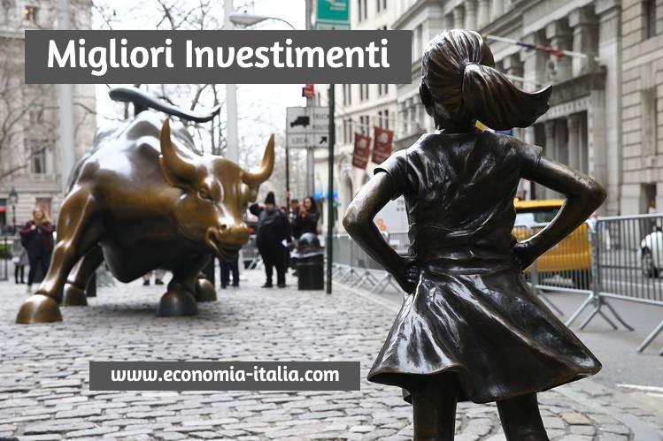 I Migliori Investimenti del 2021: Settori in Crescita ed Opportunità di Investimento