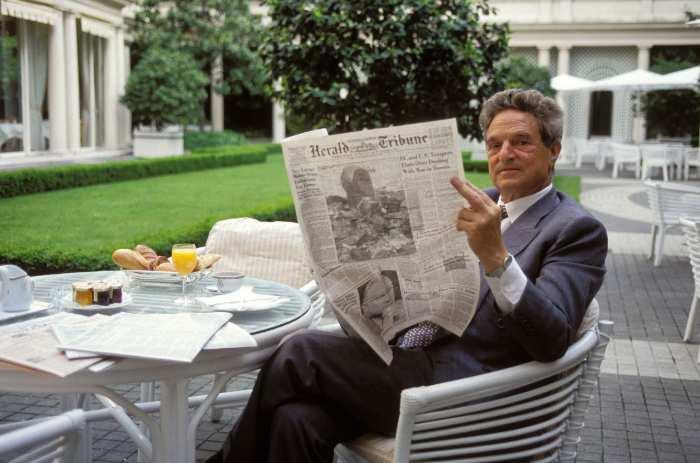 George Soros: Migliore Trader Forex del Mondo
