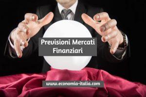 Previsioni Mercati Finanziari 2020: cosa potrebbe accadere nei mercati azionari
