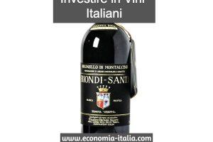 Investire in Vini Italiani: Quali sono i Migliori da Comprare?