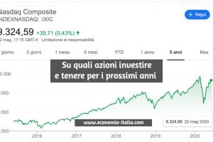 Su Quali Azioni Investire e Tenere per Anni