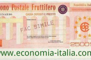 Buono Fruttifero Postale AA3 Prescritto: risparmiatrice vince causa contro Poste Italiane