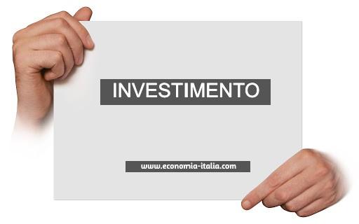 Investimento: significato in Finanza e differenza tra investimenti sicuri e a rischio