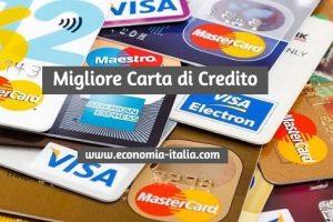 Migliore Carta di Credito 2020